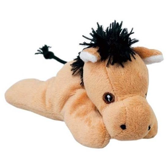 0f9ba419b5fb90 Knuffel paardje 13 cm voor maar € 4.95 bij Viavoordeel
